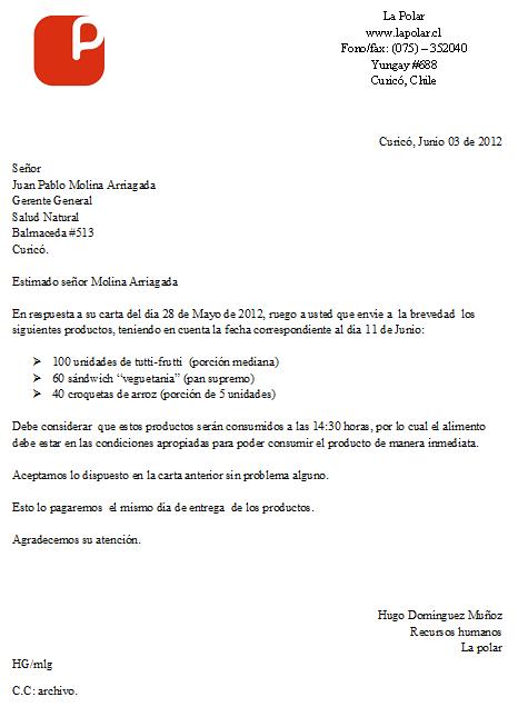 Mis Cartas: Correspondencia Compra Venta