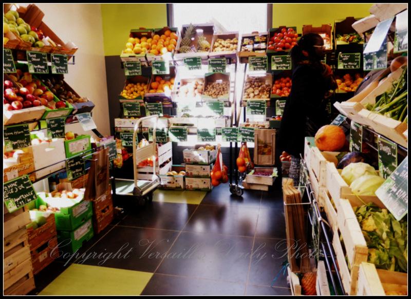 Organic shop Versailles Richaud  Bio c Bon