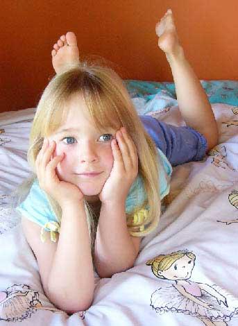 Tatoos Spongebob Cute Little Girls