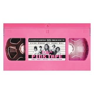 f(x) (에프엑스) - Pink Tape [2nd Mini Album]