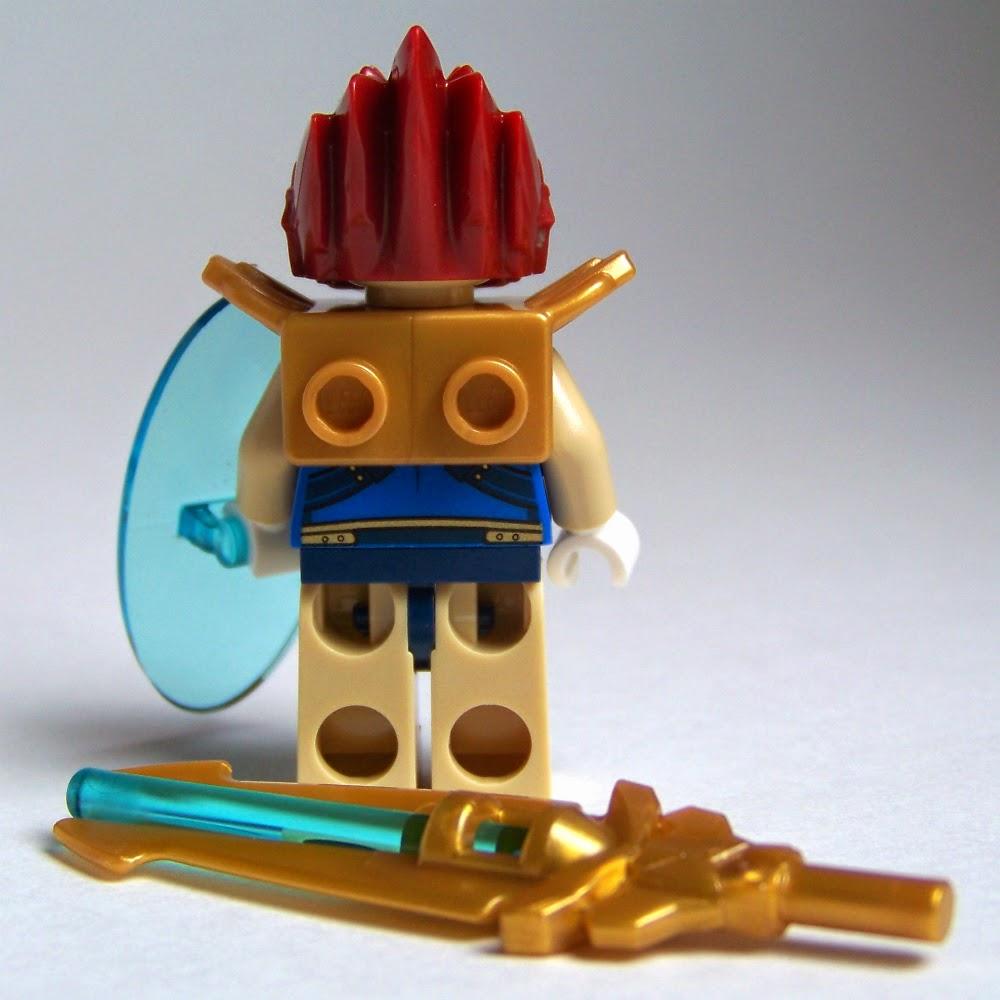 LEGO Chima Legend Beast 70123 Laval minifigure