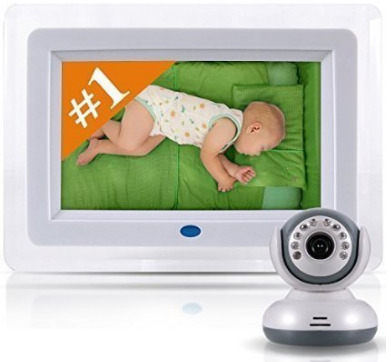 safe babytech best video baby monitor high end digital camera night vision 2 way audio review. Black Bedroom Furniture Sets. Home Design Ideas