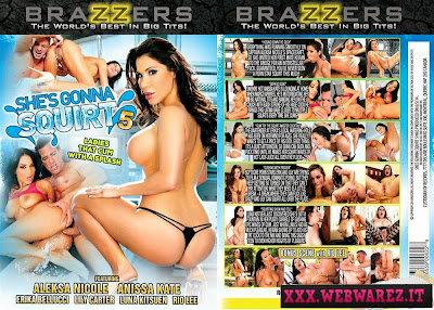 <p>Shes Gonna Squirt 5 XXX.DVDRip.x264-KuKaS PornStars: Aleska Nicole, Anissa Kate, Erika Bellucci, Lily Carter, Luna C. Kitsuen, Rio Lee Categories: Big Butts, Movies Hosing Down The Deck Everything was running smoothly on Captain Aleksa Nicole's spacecraft, so she invited her first mate Kieran to the bridge for an interstellar fuck. Guaranteed, you've never seen a [&hellip;]</p>