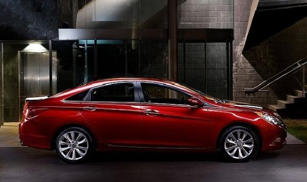 xe hyundai sonata 2014 5 Hyundai Sonata 2014   Bản hòa âm của thiết kế và công nghệ