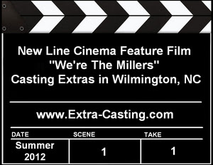 We're The Millers Extras Casting