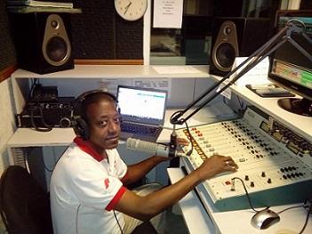 Jornalista e Radialista:Nelson Silva