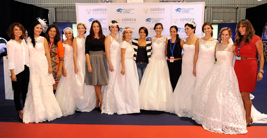 "gana tu vestido de novia gratis gracias al concurso ""celebra málaga"
