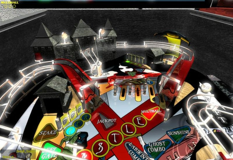 Dream Pinball 3D (Ingles) [MG] [FC]