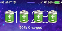 how to fix ios 7 battery drain too fast issues guide. Black Bedroom Furniture Sets. Home Design Ideas