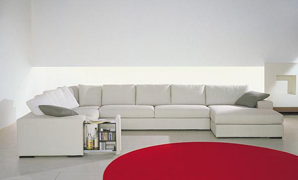 Divani e divani letto Su Misura