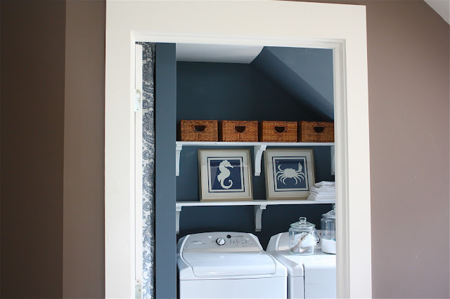The Yellow Cape Cod: My Laundry Room Reveal~Win $1,000 Visa Gift ...