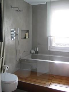 Esp ritu chamarilero quedamos en el ba o - Bano con banera y ducha ...