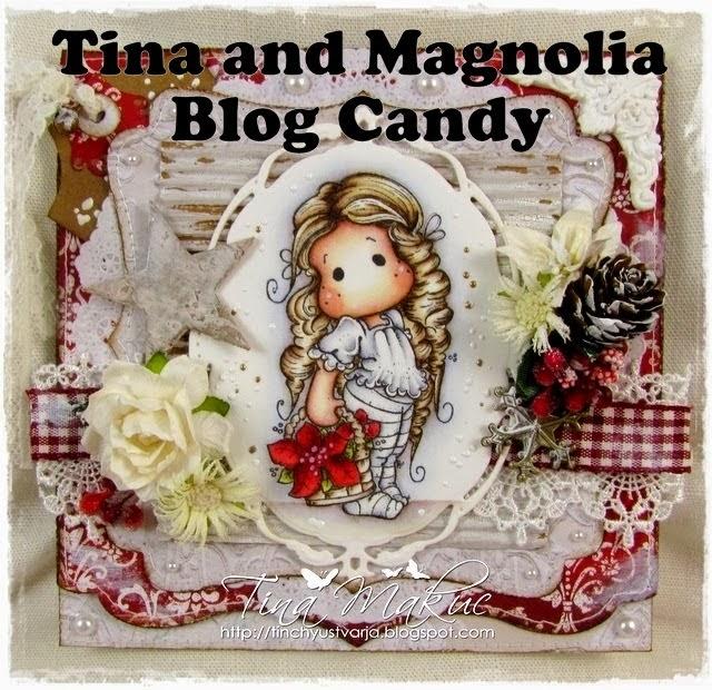 Tina's Magnolia Candy