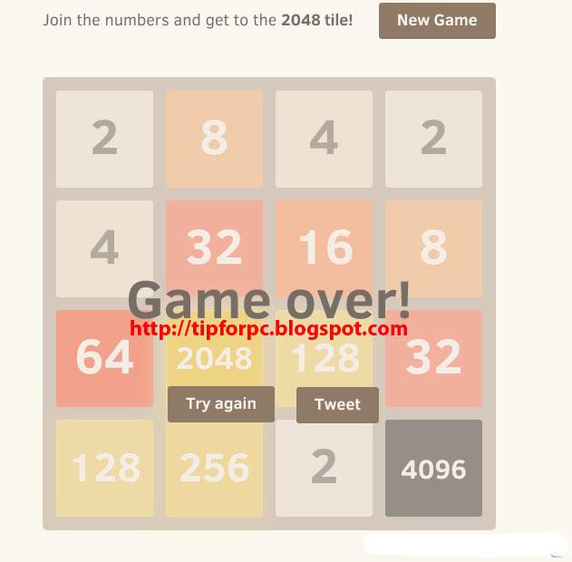 Source Android Mã nguồn Code game trí tuệ 2048