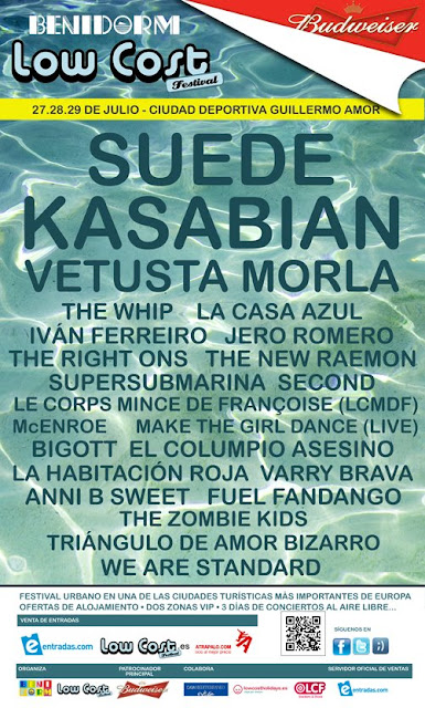 Low Cost Festival 2012 cartel