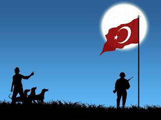 türk askeri ve türk bayrağı arkaplan walpaper
