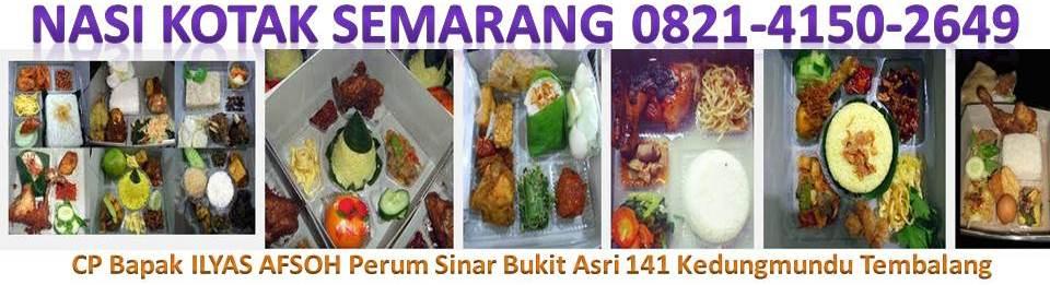 0821-4150-2649 Nasi Kotak Semarang Rp 11 Ribu