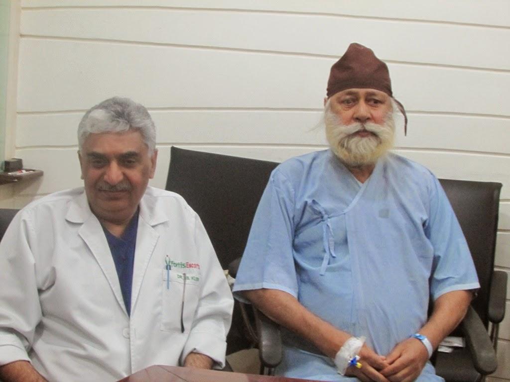 Leading Cardiac Electrophysiologist Dr. T. S. Kler