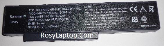 Baterai BenQ A52 Q41 R43 R56