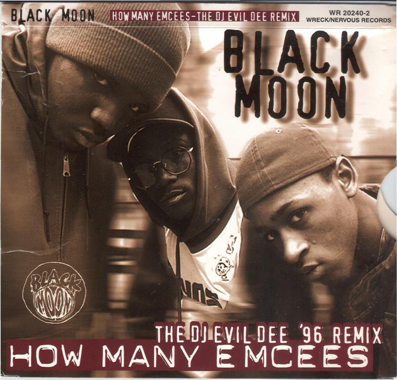 Black Moon – How Many Emcees (The DJ Evil Dee 96 Remix) (CDS) (1996) (160 kbps)