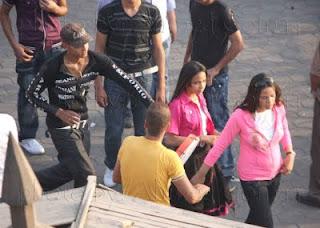 بالصور : التحرش الجنسي فى العيد..جريمة تتكرر باستمرار