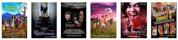 Lihat Film Indonesia Bulan Januari 2014