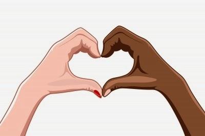 Não ao racismo ou qualquer forma de preconceito!