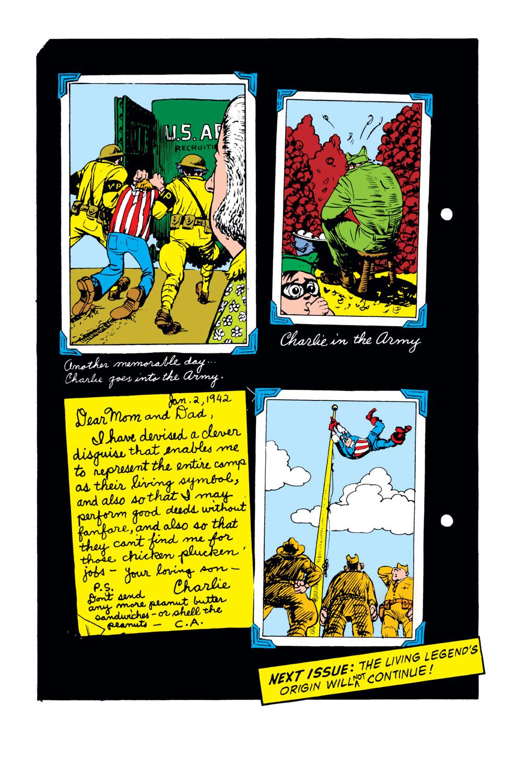 Captain America (1968) Issue #257 #172 - English 21