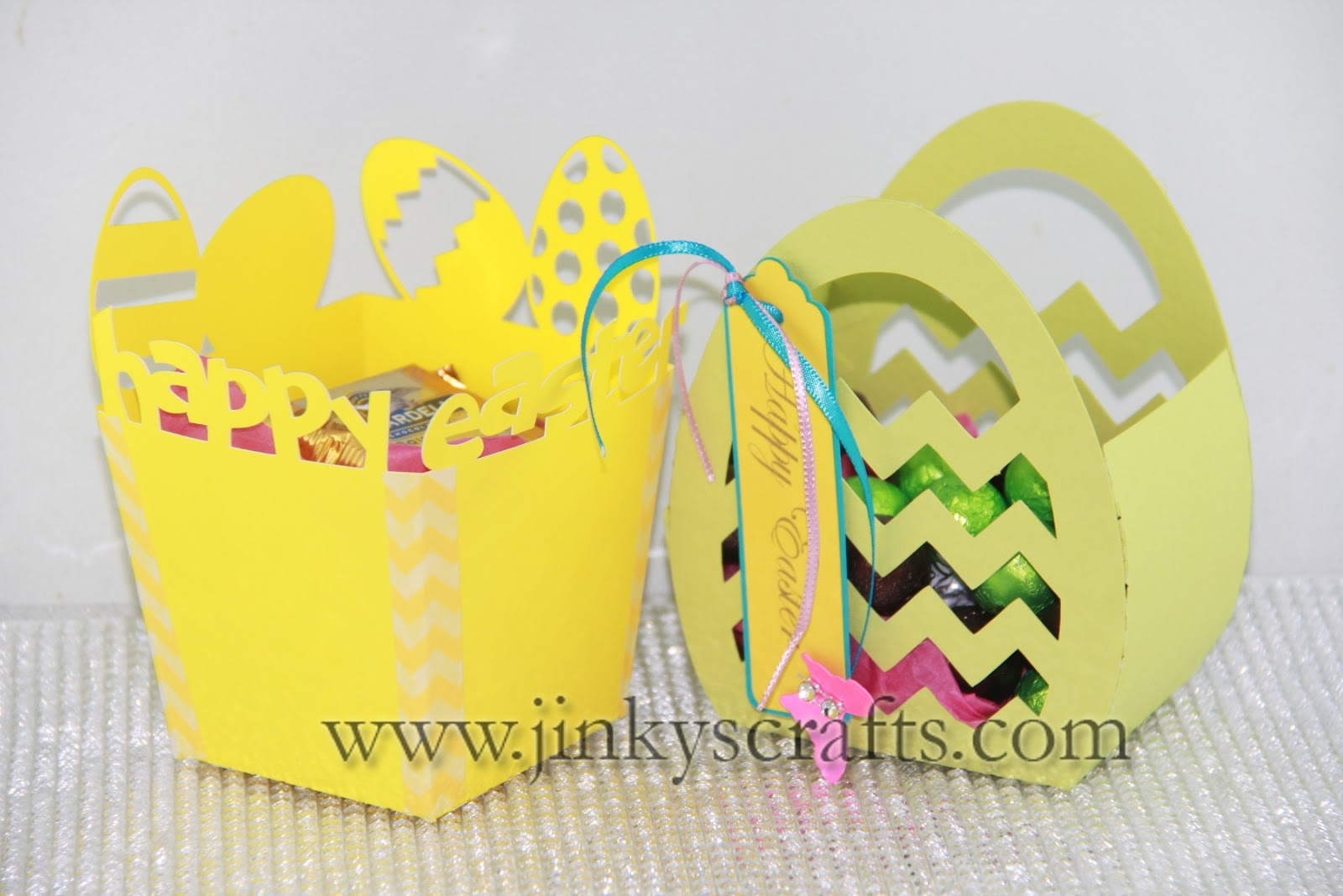 Jinkys crafts designs easter gift boxes saturday march 30 2013 negle Gallery