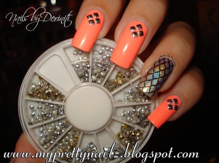 My Pretty Nailz: Born Pretty Store Nail Art Studs Review, Nail Art ...