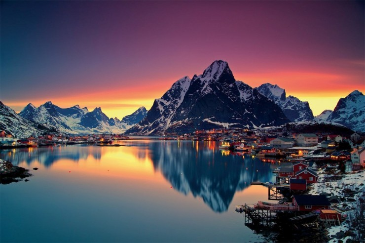 2. Lofoten - Top 10 Things to See and Do in Norway