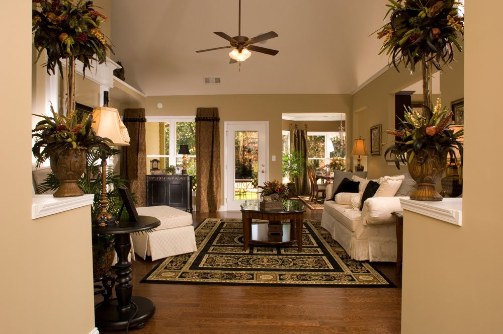 Beautiful persuasion home theater pottery barn living room for New house living room ideas