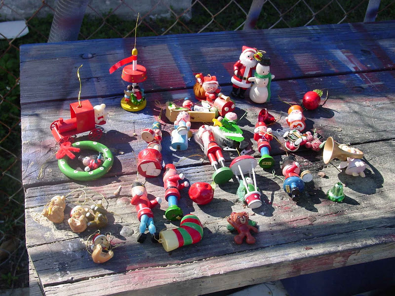 toy soldier Christmas Ornaments title=