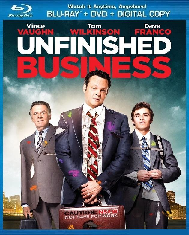 Unfinished Business (2015) ทริปป่วน กวนไม่เสร็จ [Master]