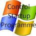 Startup වැඩසටහන් පාලනය කරමු..