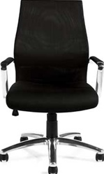 Mesh Back Conference Chair with Modern Style