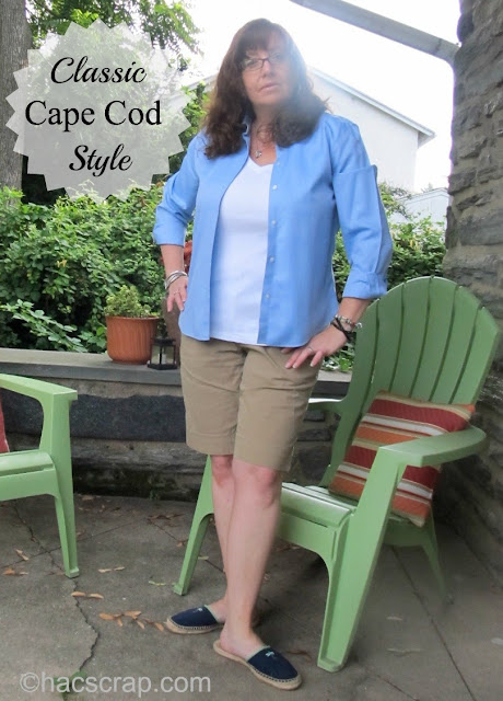 Perfect for summer - style inspired by Cap Cod