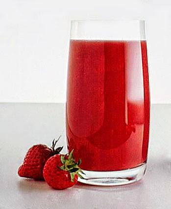 موقع الذ وصفات الطبخ: عصير فراولة