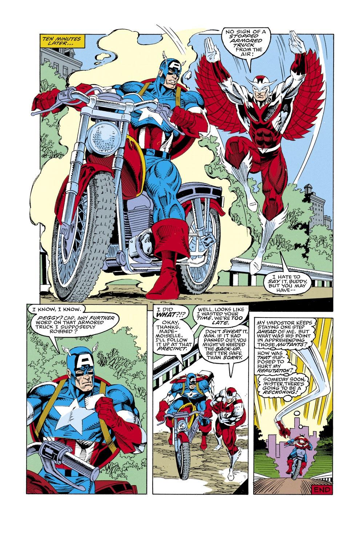 Captain America (1968) Issue #426 #376 - English 23