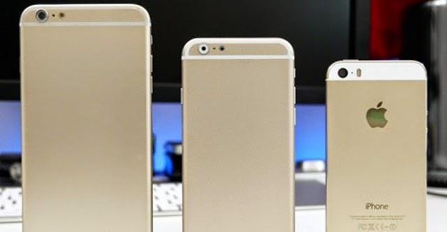 Thiết kế iPhone 5s được yêu thích hơn iPhone 6