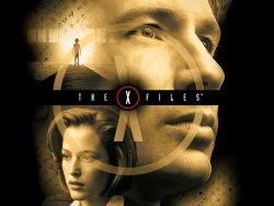X-Files - agents Mulder and Scully