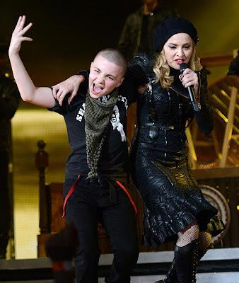 Rocco, Madonna's son, Madonna's son Rocco