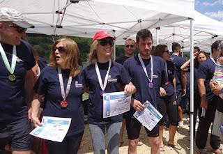 Αγώνας Μαραθώνιας Κολύμβησης στον Βράχο 2015: Οι νικητές