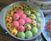 Ucu Bakery - PolkaDot Sponge Cake