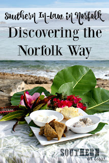 Discovering the Norfolk Way of Eating