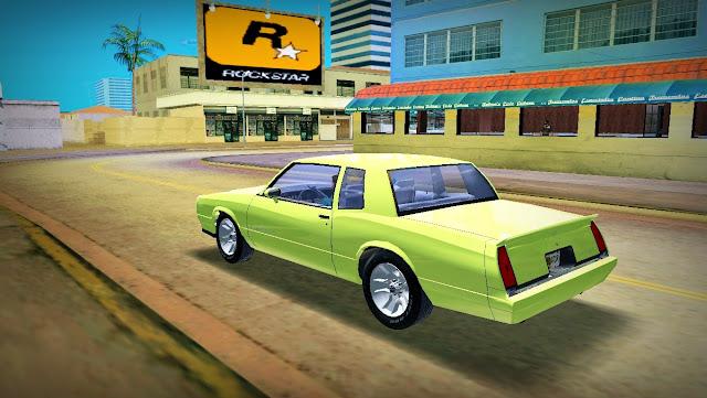 Chevrolet Monte Carlo SS 1986 GTA Vice City