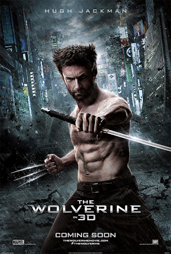 The Wolverine (BRRip 3D FULL HD Español Latino) (2013)