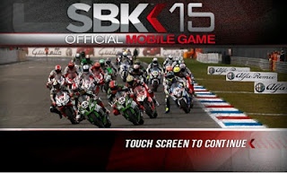 Game SBK15 Official Mobile Android APK+DATA
