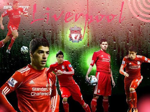 Koleksi Gambar Klub Liverpool Paling Keren
