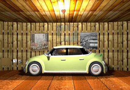 Wooden Garage Escape